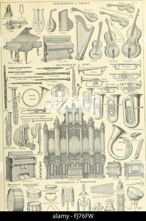 Larousse universel en 2 volumes; nouveau dictionnaire encyclopC3A9dique les3A9 sous la direction de Claude AugC3A9 (1922)