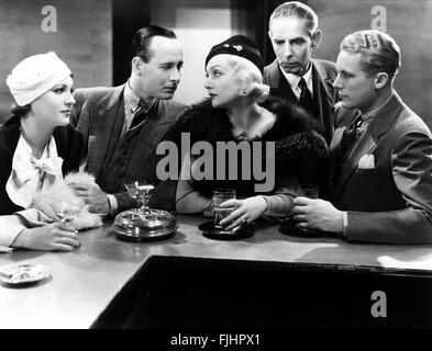 IRENE WARE, DONALD COOK, Carole Lombard, GENE RAYMOND, bref moment, 1933