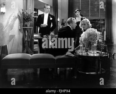 DONALD COOK, GENE RAYMOND, IRENE WARE, Carole Lombard, bref moment, 1933