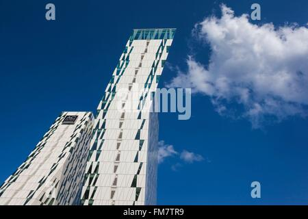 Le Danemark, la Nouvelle-Zélande, Copenhague, Bella Sky Hotel Towers