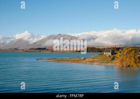 Lake Tekapo - Nouvelle Zélande Banque D'Images