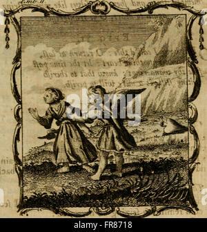 L'école du coeur, ou, le coeur (de lui-même sont éloignés de Dieu) a la ramener à soi, et ayant reçu de lui - dans quarante-sept emblèmes (1778)