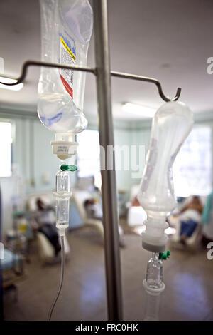 L'hôpital de chimiothérapie Bonsucesso ville de Rio de Janeiro Banque D'Images
