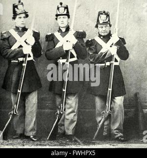 L'histoire photographique de la guerre civile - en dix volumes (1911)