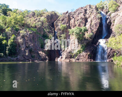 Wangi Falls, Litchfield National Park, Australie Banque D'Images