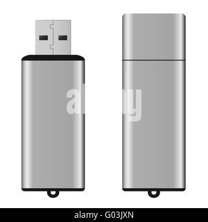 Clé USB Banque D'Images