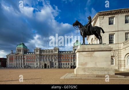 Horse Guards Parade bâtiments, Londres, Royaume-Uni Banque D'Images