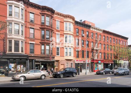 7e Avenue Brooklyn, New York, USA Banque D'Images