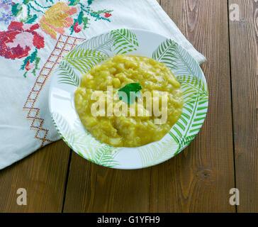 - Apfelsuppe soupe pomme autrichien