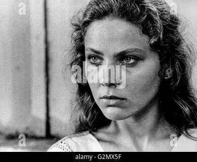 Ornella Muti dans cronaca di una morte annunciata,1987 Banque D'Images