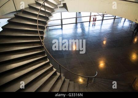 Musée d'Art Moderne, Rio de Janeiro, Brésil Banque D'Images