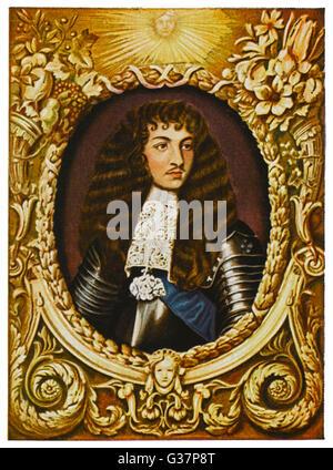 LOUIS XIV 'Le Roi Soleil' roi de France Date: 1638-1715 Banque D'Images