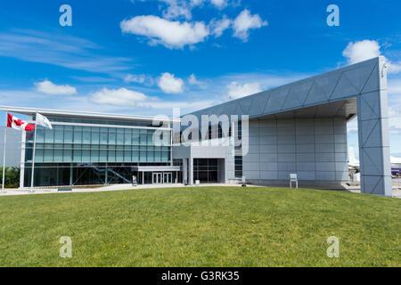 Musée de l'aviation du Canada à Ottawa, Ontario, Canada