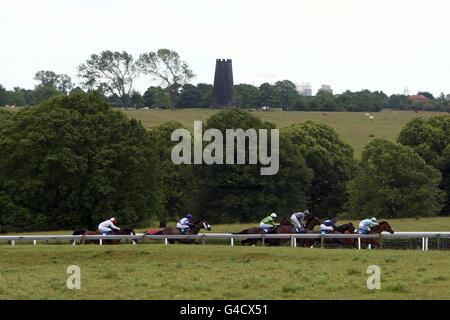 Les courses de chevaux - Neuvième réunion de courses - Beverley Racecourse