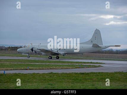 Lockheed P-3C Orion par MFG-3 Nordholz (60 + enregistrement de série 06)