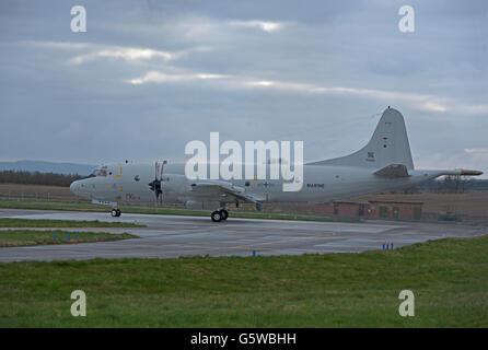 Lockheed P-3C Orion par MFG-3 Nordholz (60 + Enregistrement série 06 10 541 SCO).