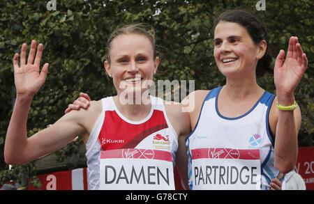 Sport - Jeux du Commonwealth de 2014 - Jour quatre Banque D'Images