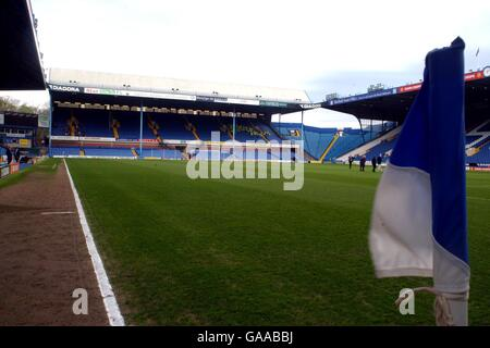 Football - Nationwide League Division One - Sheffield Wednesday / Wolverhampton Wanderers. Stade