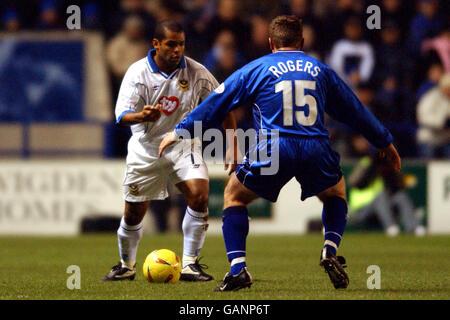 Soccer - Division de la Ligue nationale un - Leicester City v Portsmouth