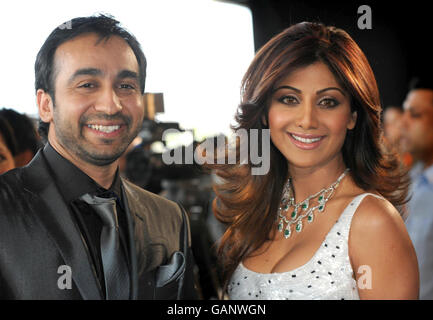Zee Cine Awards 2008 - Londres Banque D'Images