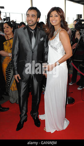 Zee Cine Awards 2008 - Londres Banque D'Images