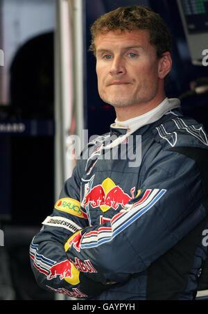 Course de Formule 1 - Grand Prix de Grande-Bretagne - Date limite - Silverstone Banque D'Images