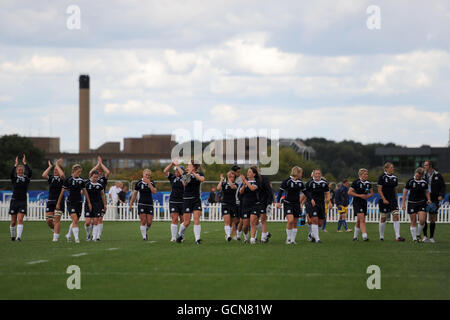 Rugby Union - Coupe du Monde - Groupe C - Ecosse / Suède - Surrey Sports Park