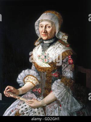 Les gens, les femmes, 16ème - 18ème siècle, 'une dispute entre une femme et son domicile ...