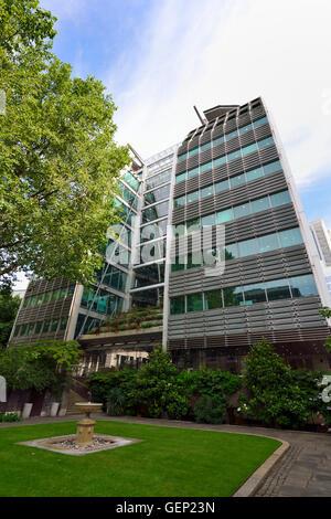 25 Gresham Street, London, United Kingdom Banque D'Images
