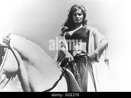 Sodome et Gomorrhe / Sodoma e Gomorra ITA / FRA / USA 1961 / Robert Aldrich / Sergio Leone Voir mit Rossana Podesta Banque D'Images