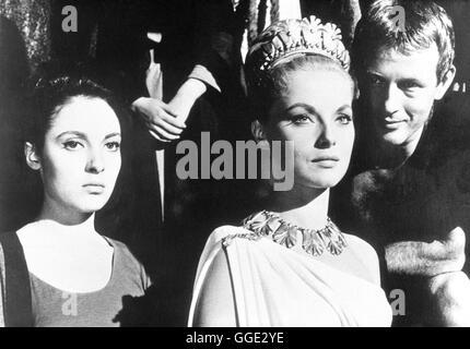 Sodome et Gomorrhe / Sodoma e Gomorra ITA / FRA / USA 1961 / Robert Aldrich / Sergio Leone Voir mit PIER ANGELI Banque D'Images