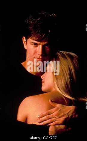 La peur - WENN LIEBE ANGST MACHT / Peur USA 1996 / James Foley David McCall (Mark Wahlberg), Nicole Walker (Reese Witherspoon) Régie: James Foley aka. La peur