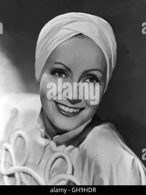 Le Painted Veil Der bunte Schleier USA 1934 Film de GRETA GARBO, Fernsehen, Portrait, 20er