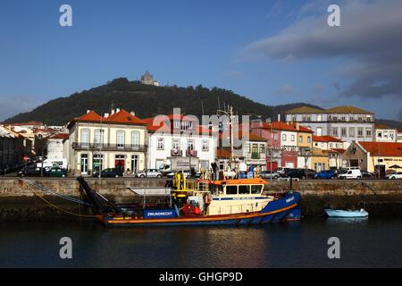 Damen Shoalbuster 2308 S drague appartenant à Rohde Nielsen A/S de l'entreprise Marina Atlantica, Viana do Castelo, Banque D'Images