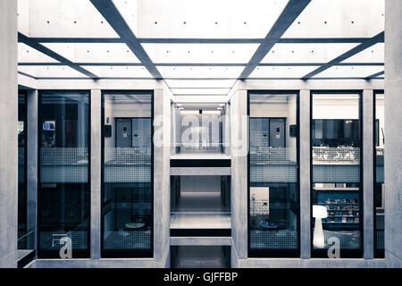 Intérieur de l'Ange, Londres, au cours de l'événement portes ouvertes annuelles, Royaume-Uni Banque D'Images