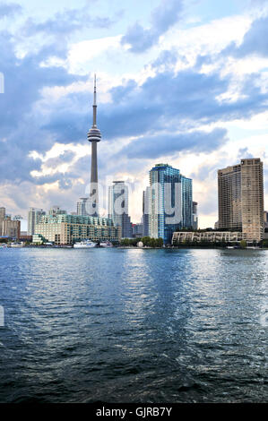Skyline canada TOUR Banque D'Images