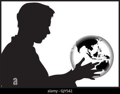 L'obtention de l'Organisation mondiale de Banque D'Images