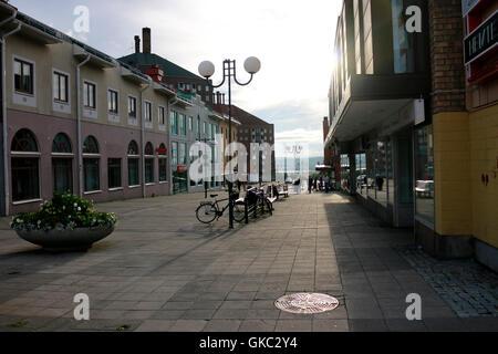 Impressionen: Kiruna (Laponie, Schweden.