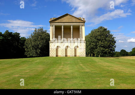 Houghton hall Water Tower, Norfolk, Angleterre Banque D'Images