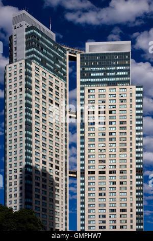 Skyscraper et office dans le buenos aires Banque D'Images
