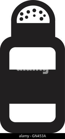 icône de poivre Banque D'Images
