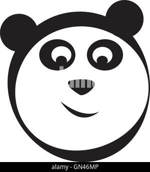 Ours Panda Banque D'Images