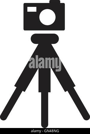 icône d'appareil photo Banque D'Images