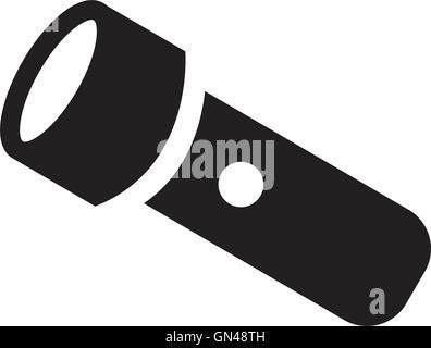 icône de la lampe de poche