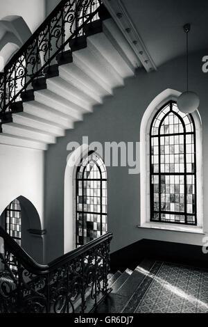 Couloir Banque D'Images