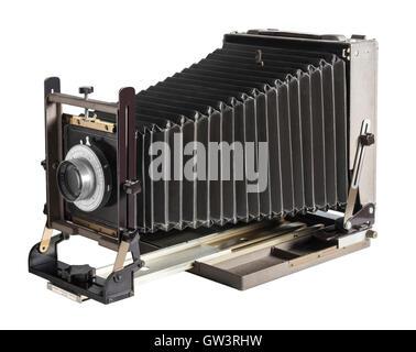 Kodak anciens Vue Maître po 8X10 voir l'appareil photo avec objectif Ektar commerciale 12 pouces Banque D'Images
