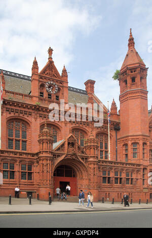 Birmingham magistrates court Banque D'Images