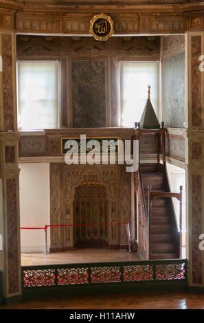 Cérémonie des derviches tourneurs. Cérémonie des derviches tourneurs soufis du Galata Mawlawi House Museum