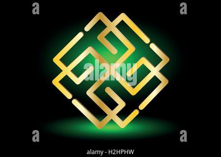 Symbole du soleil ,image slave du soleil , Banque D'Images