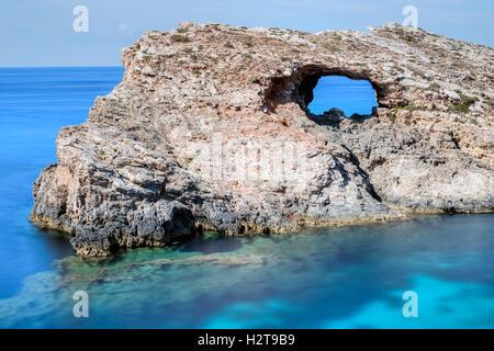 Blue Lagoon, Comino, Gozo, Malte